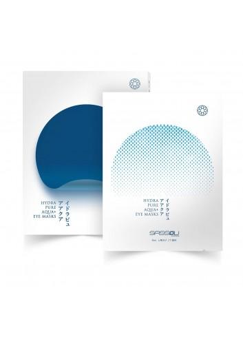 SASSOU 水凝保濕緊緻眼膜(一包4片,每盒5包)