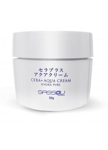 SASSOU Hydra Pure Cera + Aqua Cream 50g