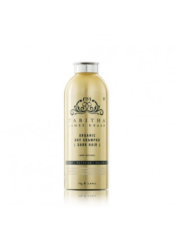 TJK Dry Shampoo for Dark Hair 2.64oz/75g