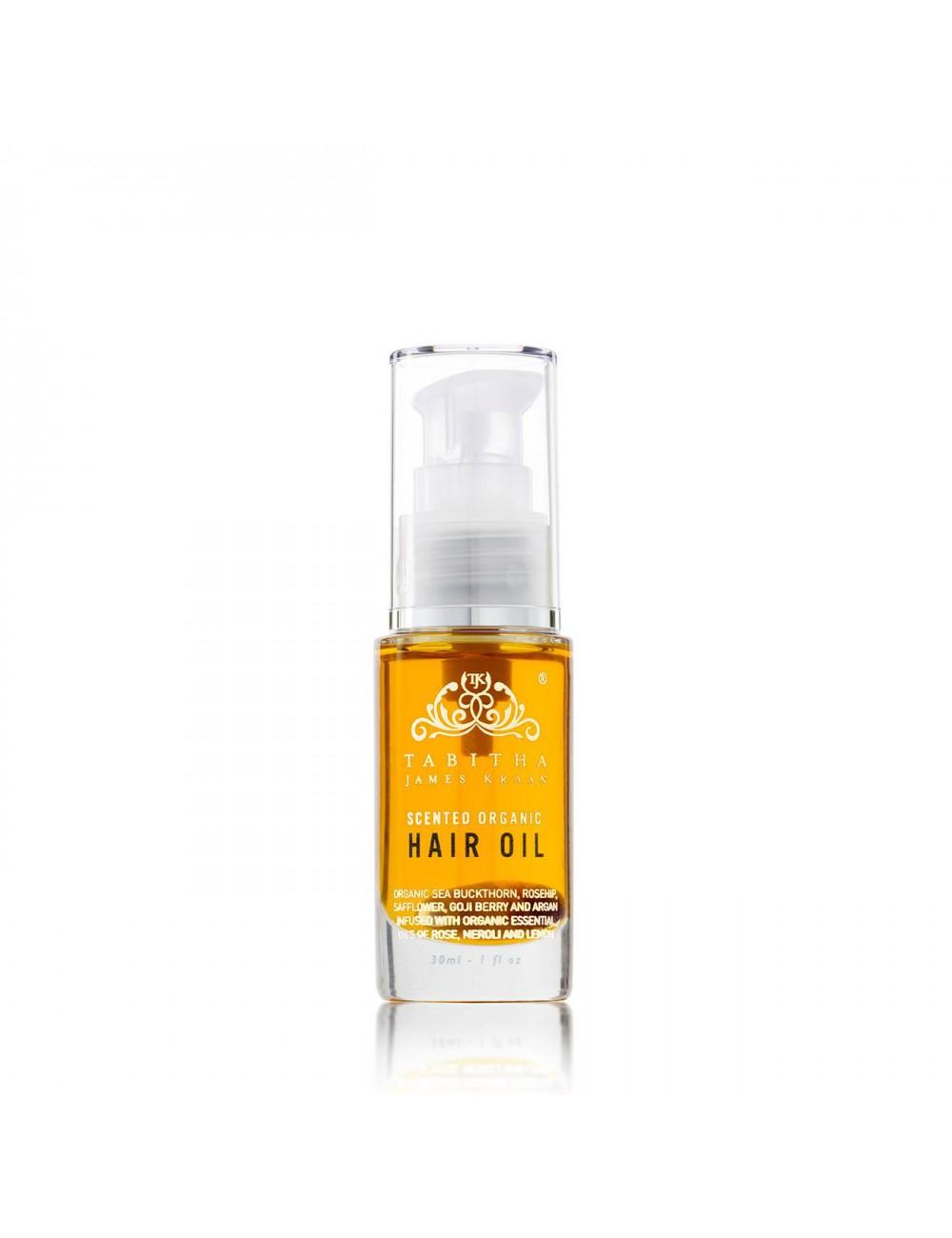 TJK Scented Organic Hair Oil 30ml