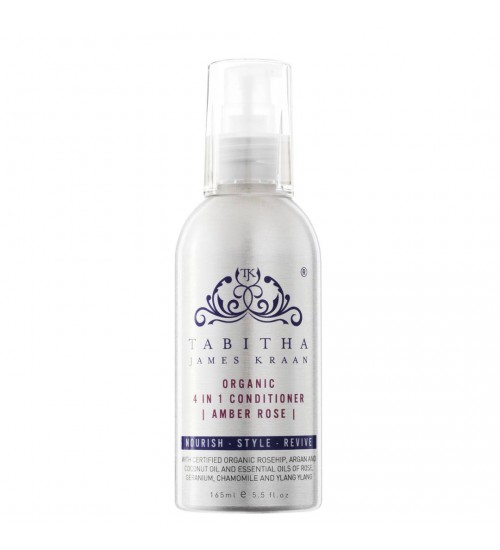 TJK Travel Size Amber Rose 4-in-1 Conditioner 60ml