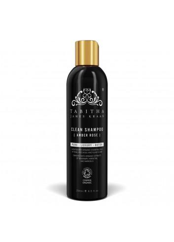 TJK 有機純淨洗髮露 ─ 琥珀玫瑰 250ml
