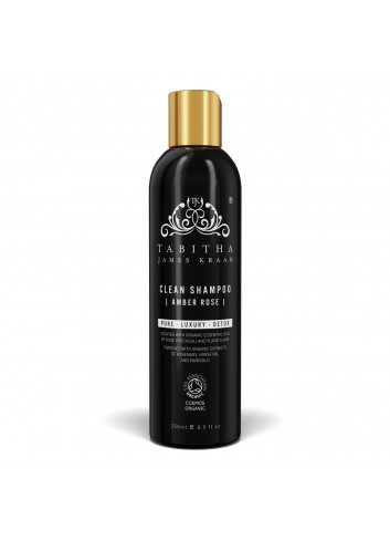 TJK Clean Shampoo Amber 250ml