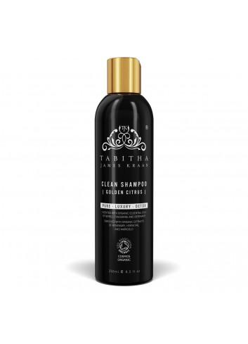 TJK 有機純淨洗髮露 ─ 黃金柑橘 250ml