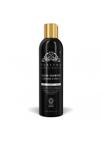 TJK Clean Shampoo Golden Citrus 250ml