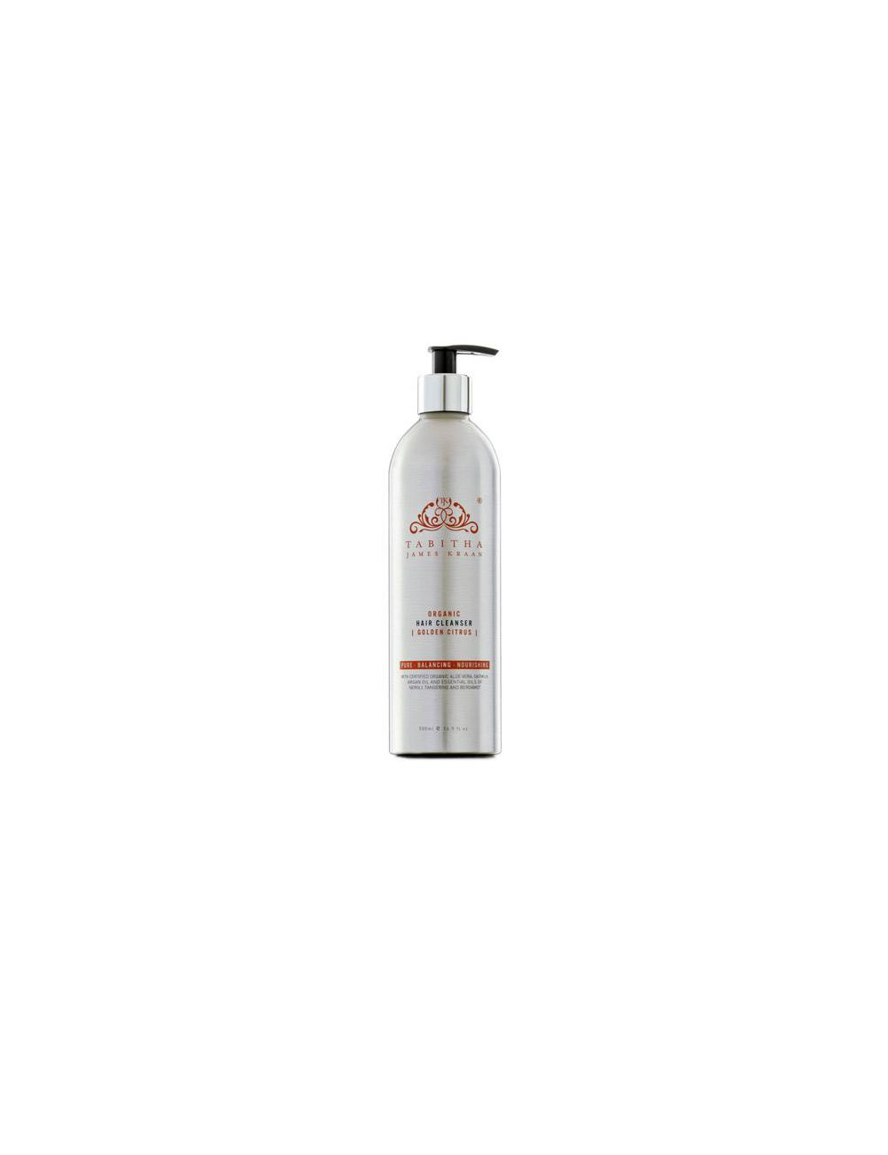 TJK Large Size Golden Citrus Hair Cleanser 500ml