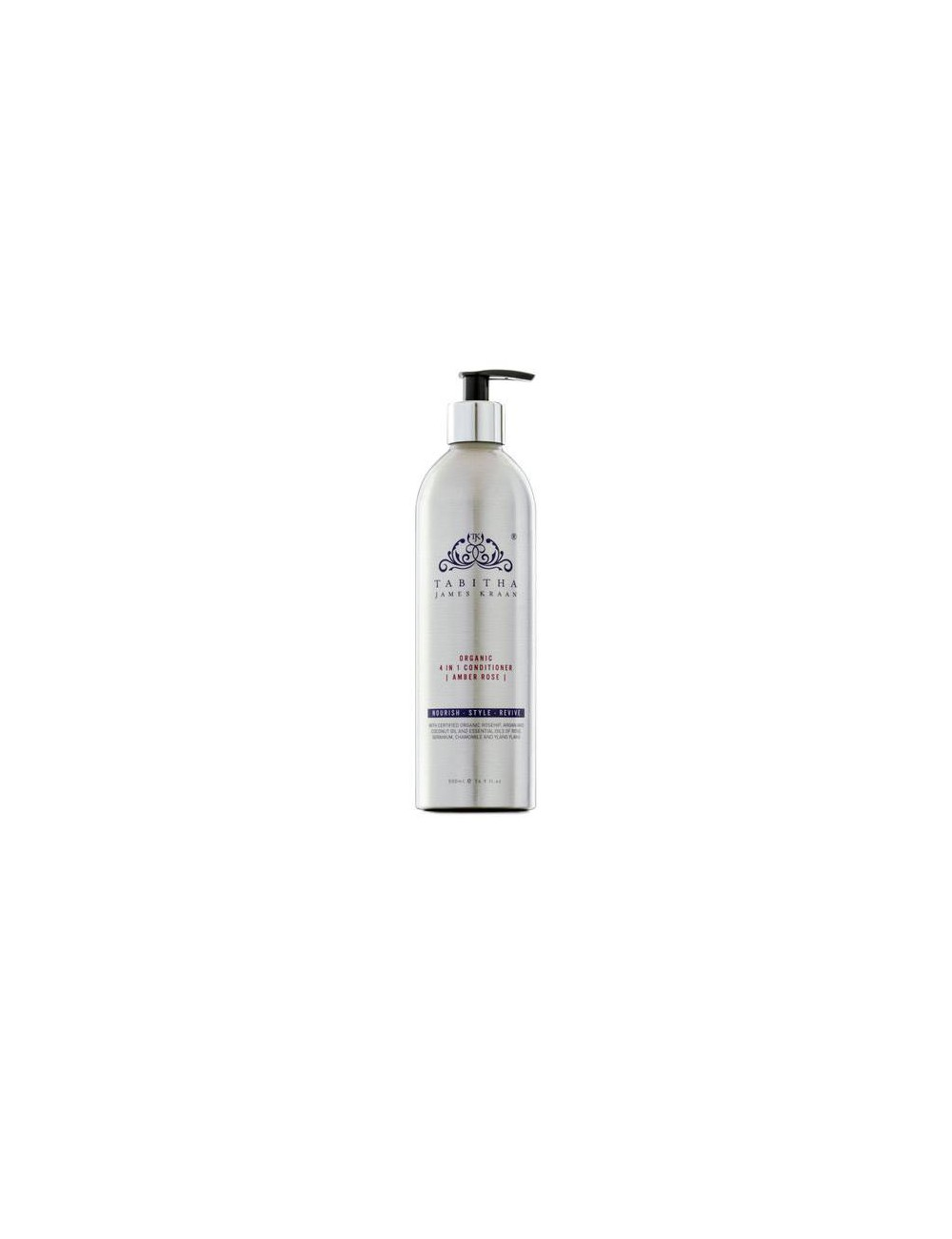 TJK Large Size Amber Rose 4-in-1 Conditioner 500ml