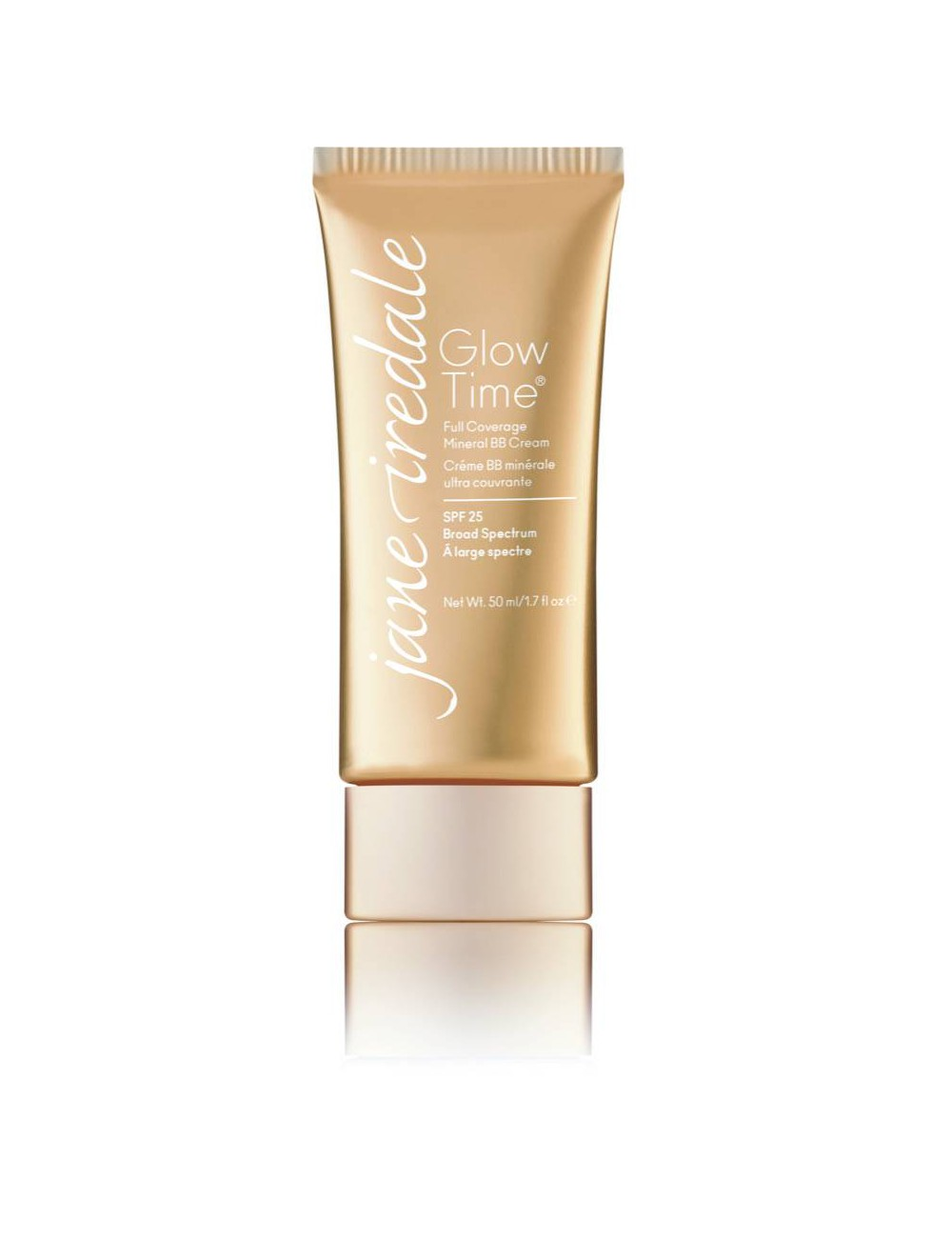 Jane Iredale Glow Time® Full Coverage Mineral BB Cream SPF25 (BB6) 50ml
