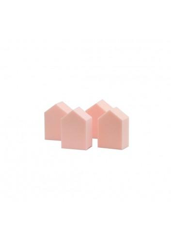 I AM Makeup Sponge - Pink (Small*4pcs)