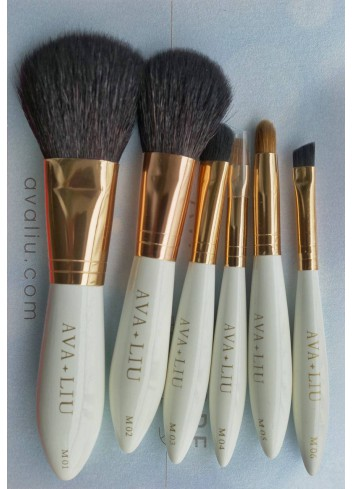 AVA.LIU Mini Brush Limited Set