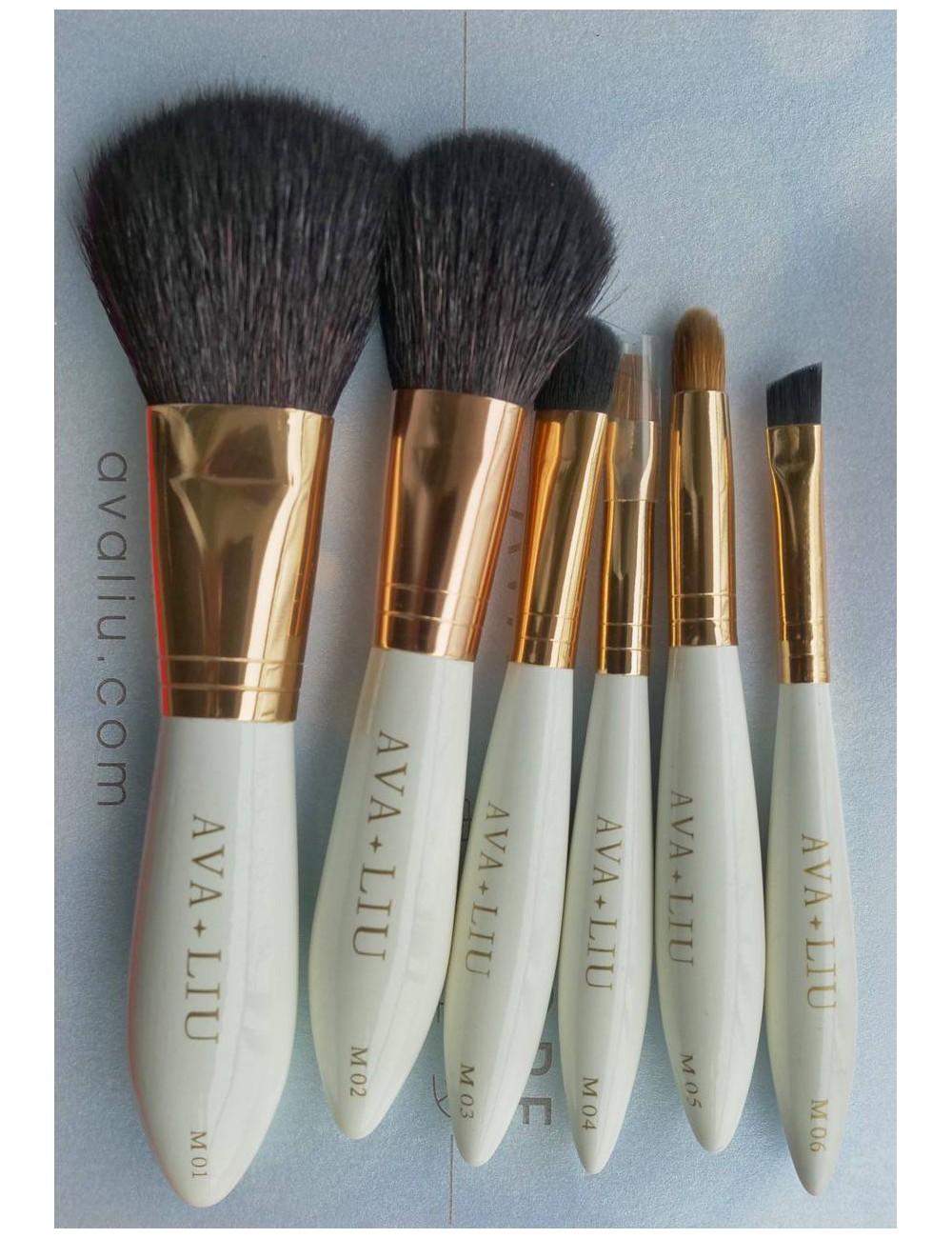 AVA.LIU Mini Brush Limited Set