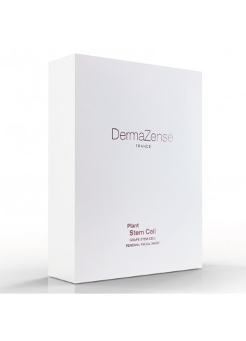 DermaZense Grape Stem Cell Renewal Facial Mask 5pcs