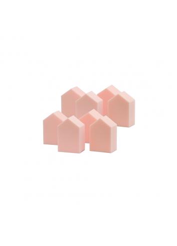 I AM 棉花糖系列化妝棉 - Pink (五角形*8pcs)