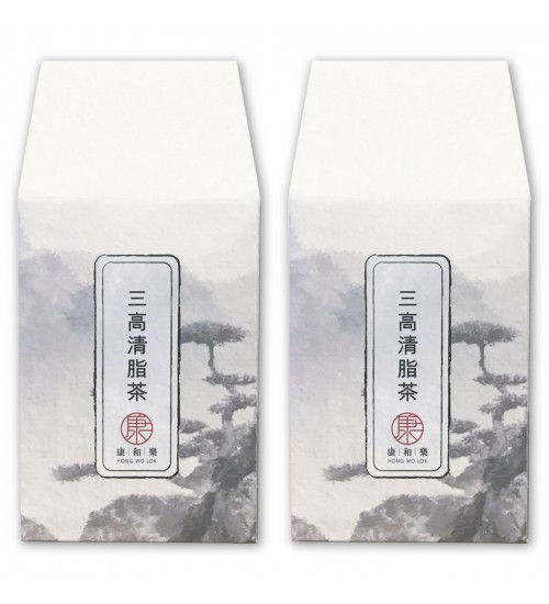 HONG WO LOK TEA 80g x 2 (Duo Set)