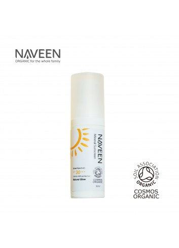 NAVEEN Mineral Sunscreen Broad Spectrum SPF30 30ml