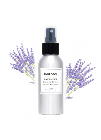 HYDROSOL Lavender Calming Spritz 100ml + Free Mask Sheets 6 pcs
