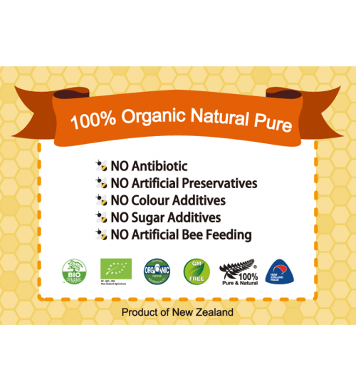 Honeyganics Organic Manuka Essence 100ml