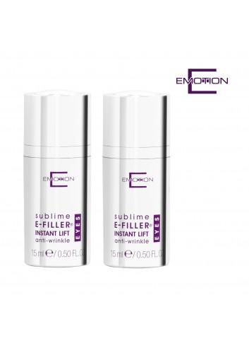 Emotion E-Filler® 瞬間提升眼部精華 15ml (買一送一)
