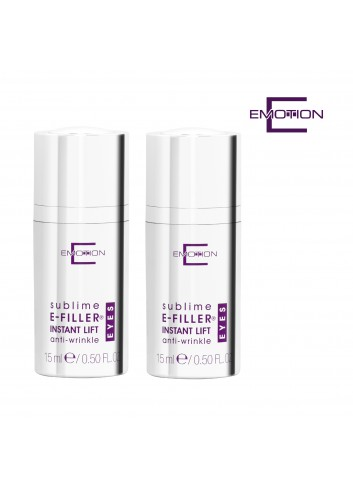 Emotion E-Filler® Instant Lift Eye Serum 15ml (Buy one Get one FREE)
