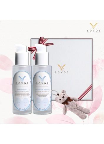 SOVOS Mother's Day Set C: 美滿新生祝賀禮盒
