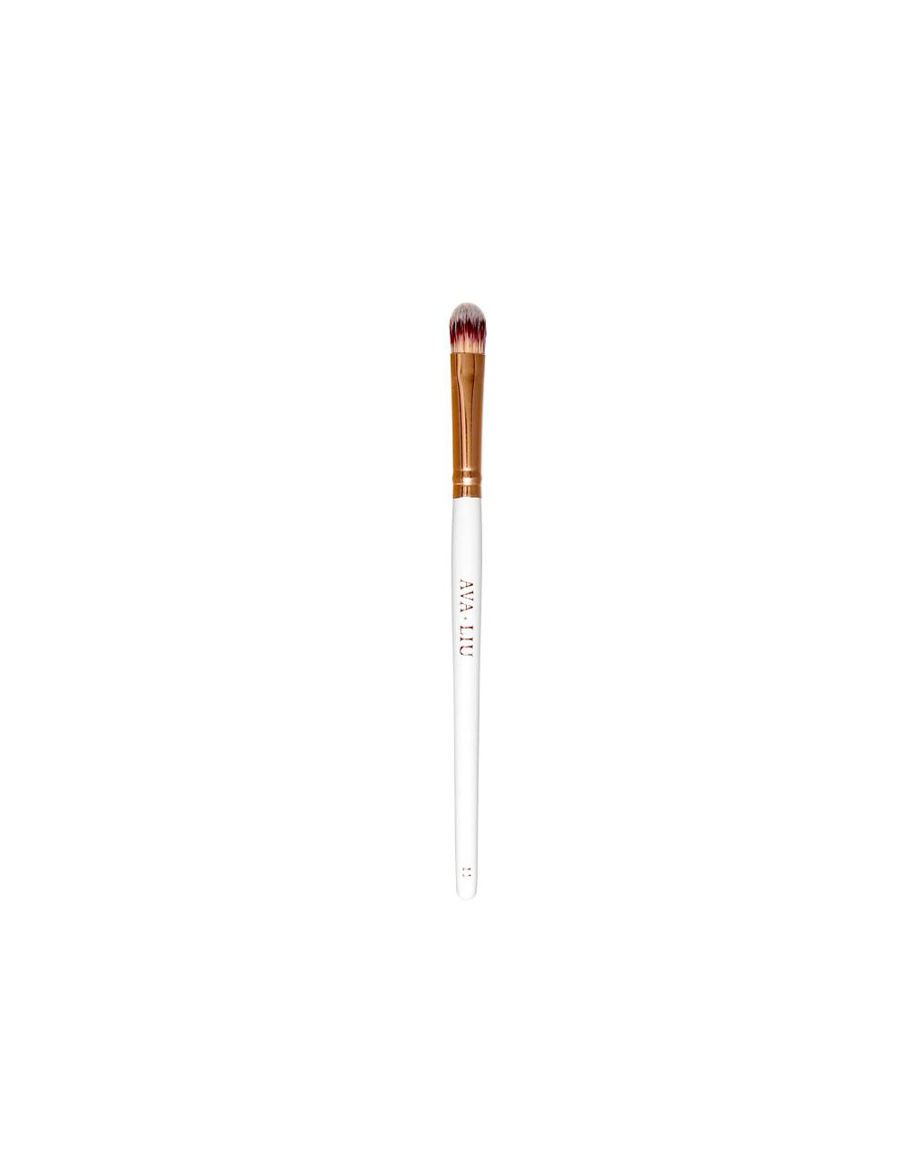 AVA.LIU Flat concealer brush - no.11