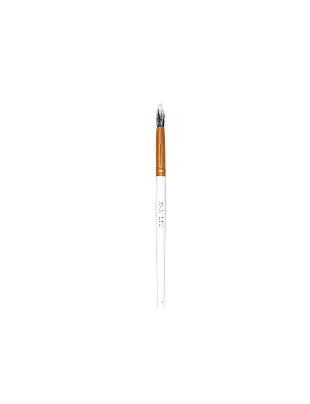 AVA.LIU 2-way blending brush - no.12