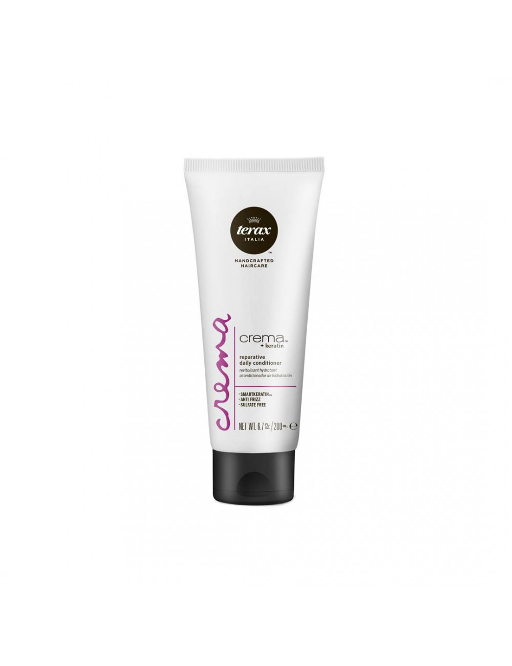 Terax Cream+Keratin Reparative daily conditioner 200ml